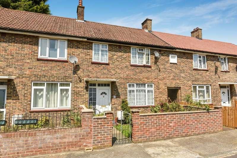 3 Bedrooms Terraced House for sale in Bryden Close Sydenham SE26
