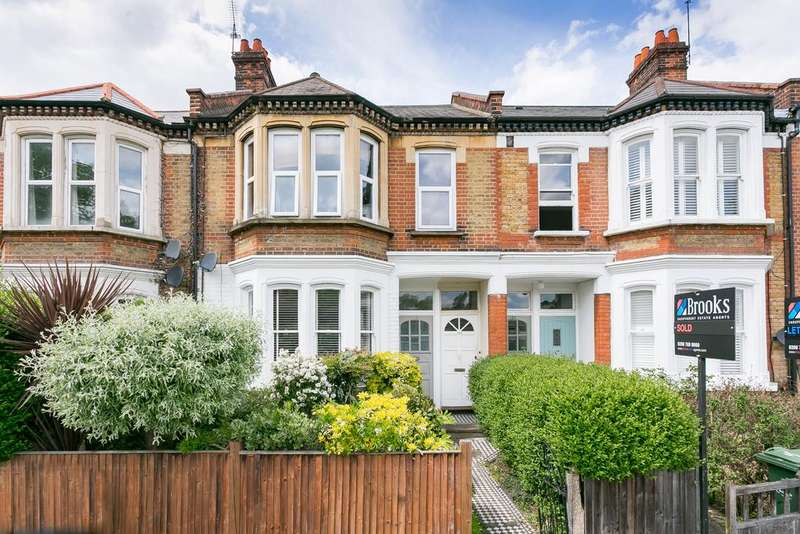 3 Bedrooms Flat for sale in Harborough Road, Streatham HIll