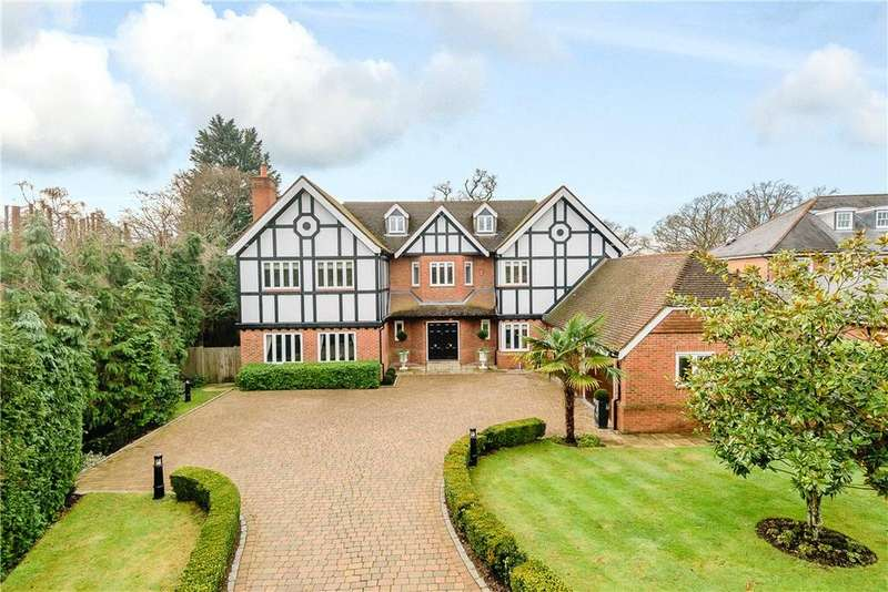 5 Bedrooms Detached House for sale in Camp Road, Gerrards Cross, Buckinghamshire, SL9