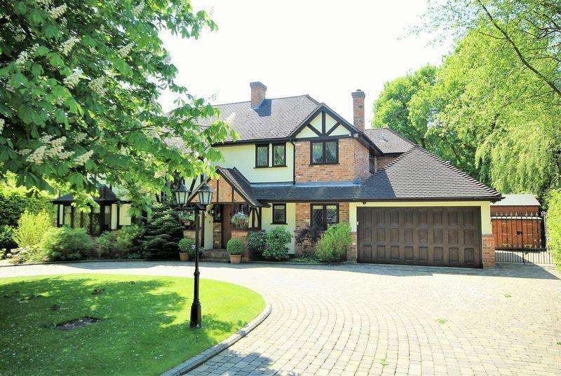 5 Bedrooms Detached House for sale in Widworthy Hayes, Hutton Mount