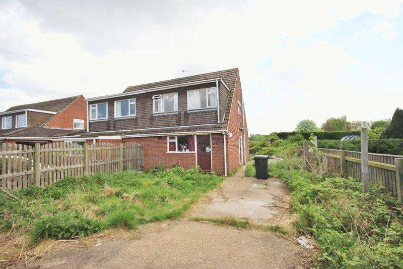3 Bedrooms Semi Detached House for sale in MILL LANE, GRAINTHORPE