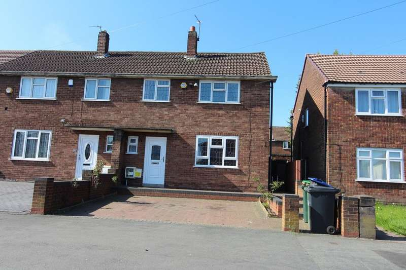 4 Bedrooms Semi Detached House for rent in sedgley road east, Tipton DY4