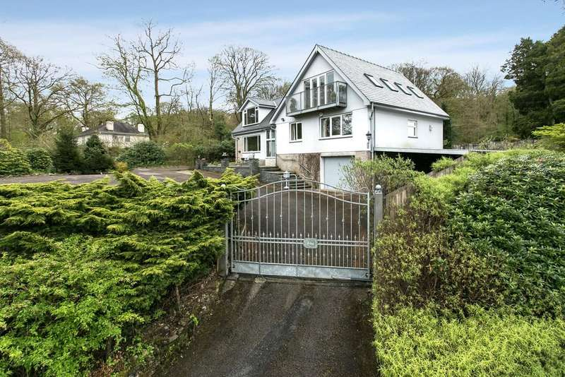 5 Bedrooms Detached House for sale in Alloa, Newby Bridge, Ulverston, LA12 8LZ