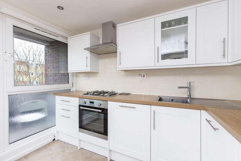 1 Bedroom Flat for sale in Malden Road, London, NW5