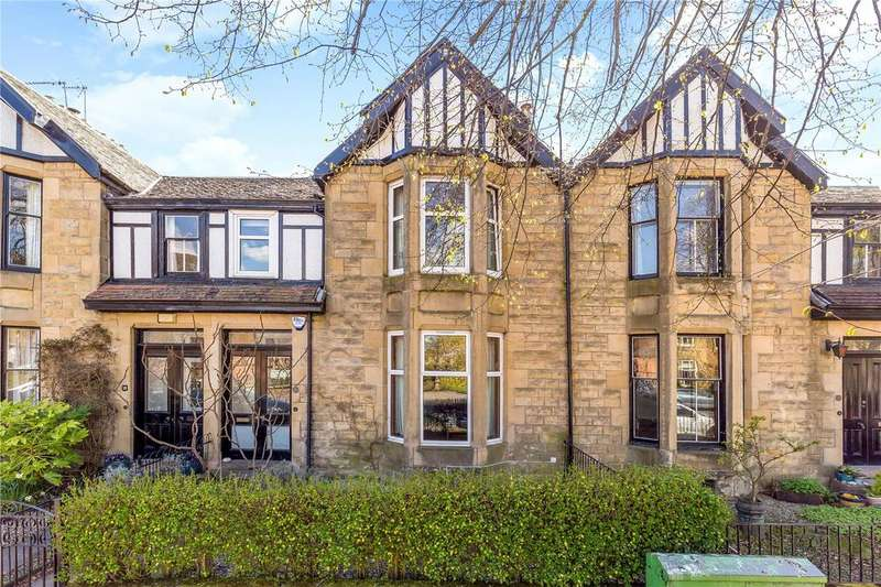3 Bedrooms Terraced House for sale in Woodend Drive, Jordanhill, Glasgow, G13