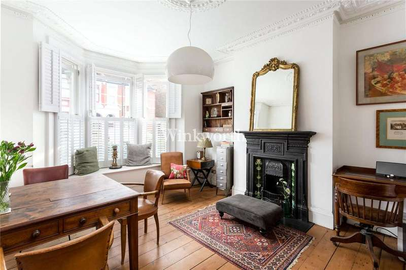 4 Bedrooms Terraced House for sale in Lausanne Road, Harringay, N8