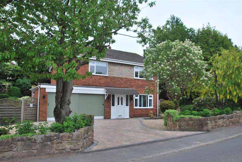 4 Bedrooms Detached House for sale in The Rock, Helsby