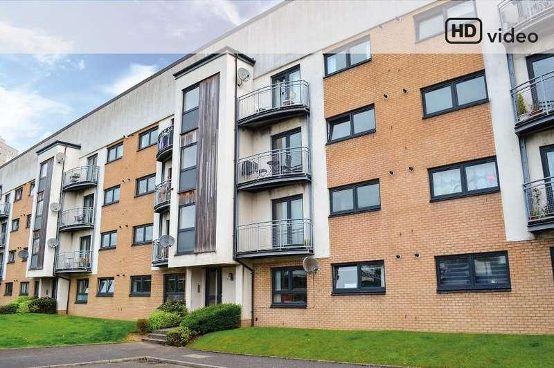 2 Bedrooms Flat for sale in Newburgh Street, Flat 1/1, Shawlands, Glasgow, G43 2XR