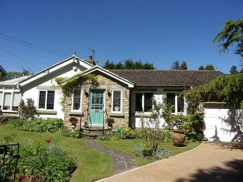 3 Bedrooms Detached Bungalow for sale in Lodge Close, Rowlands Gill, Tyne Wear