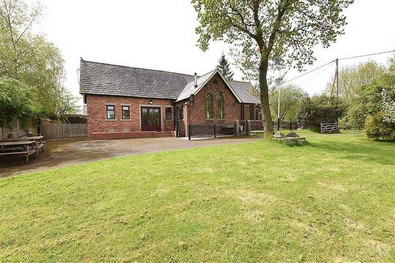 4 Bedrooms Detached House for sale in Sugar Lane, Adlington, Macclesfield