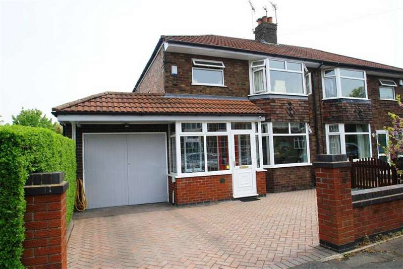 3 Bedrooms Semi Detached House for sale in Maroon Road, Moss Nook, Manchester