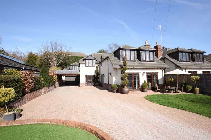 4 Bedrooms Property for sale in Woodcot Lane, Heswall, Wirral
