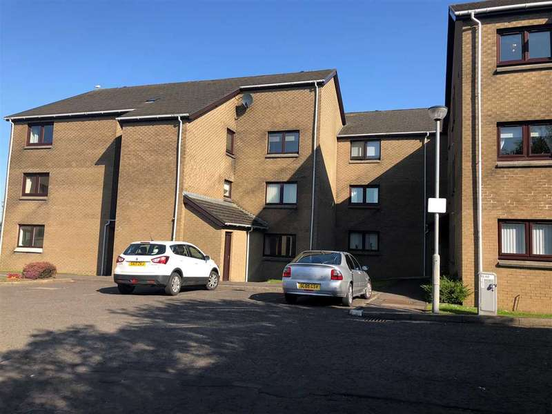 2 Bedrooms Flat for sale in G/R Kelburn Court, Largs
