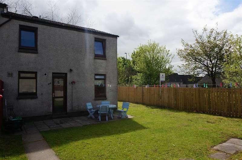 3 Bedrooms End Of Terrace House for sale in Ben Nevis Way, Cumbernauld