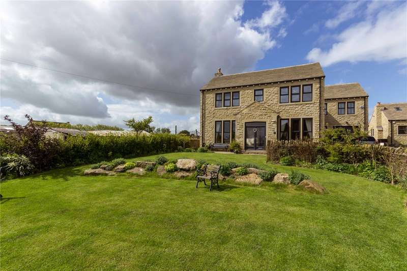 4 Bedrooms Detached House for sale in Wesleyan Fold, Upper Lane, Northowram, HALIFAX, HX3