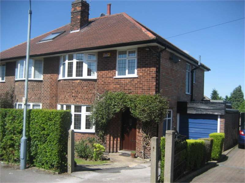 3 Bedrooms Semi Detached House for rent in Greys Road Woodthorpe Nottingham