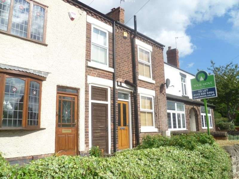 2 Bedrooms Property for rent in Eastwood Road, Kimberley, Nottingham, NG16