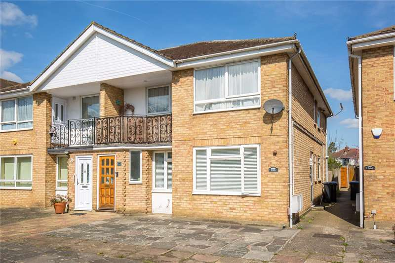 2 Bedrooms Maisonette Flat for sale in Bramley Road, Oakwood, London, N14