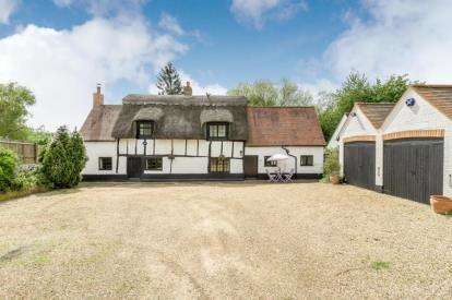 3 Bedrooms Detached House for sale in The Green, Woughton on the Green, Milton Keynes