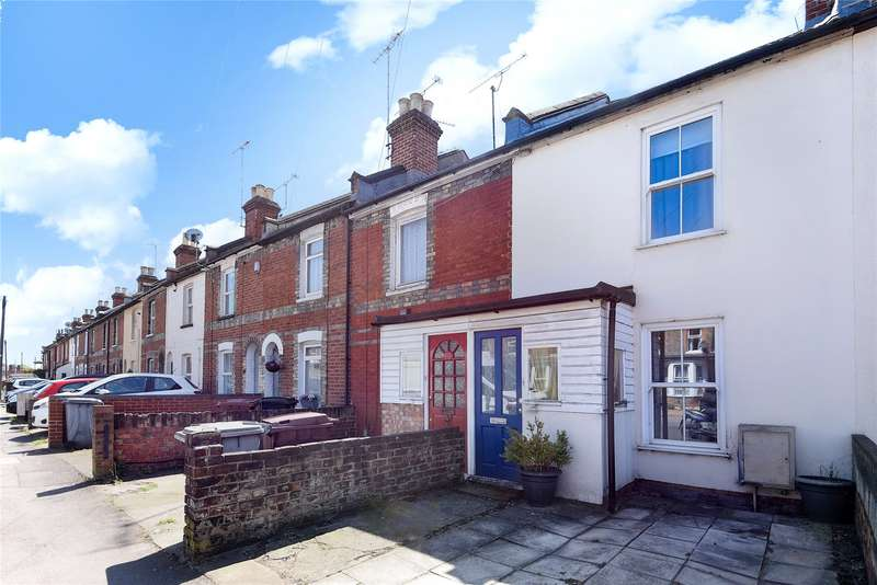 3 Bedrooms Terraced House for sale in Gosbrook Road, Caversham, Reading, Berkshire, RG4