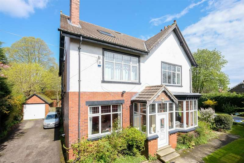 7 Bedrooms Detached House for sale in The Drive, Roundhay, Leeds, West Yorkshire, LS8