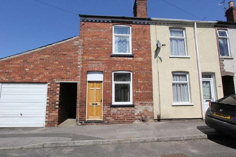 2 Bedrooms End Of Terrace House for sale in Ewart Street, Lincoln, Lincolnshire, LN5 8QE