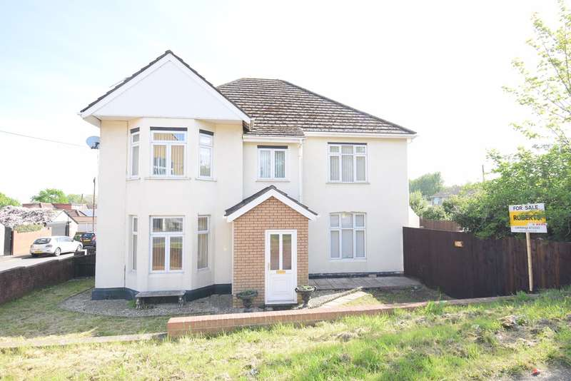 5 Bedrooms Detached House for sale in Station Road, Pontnewydd, Cwmbran, NP44