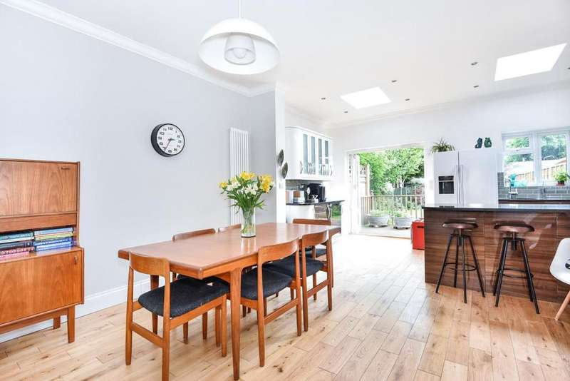 4 Bedrooms Semi Detached House for sale in Eylewood Road, West Norwood