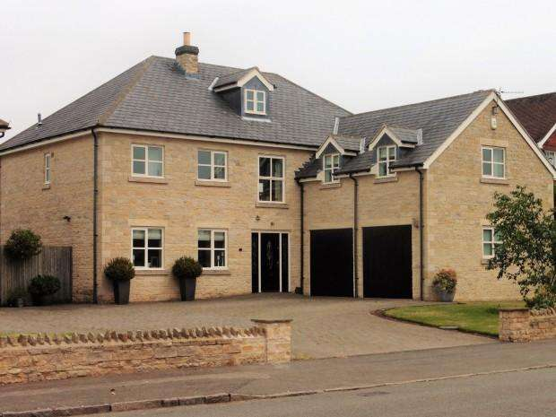 5 Bedrooms Detached House for sale in Goadby Road, Waltham On The Wolds, LE14