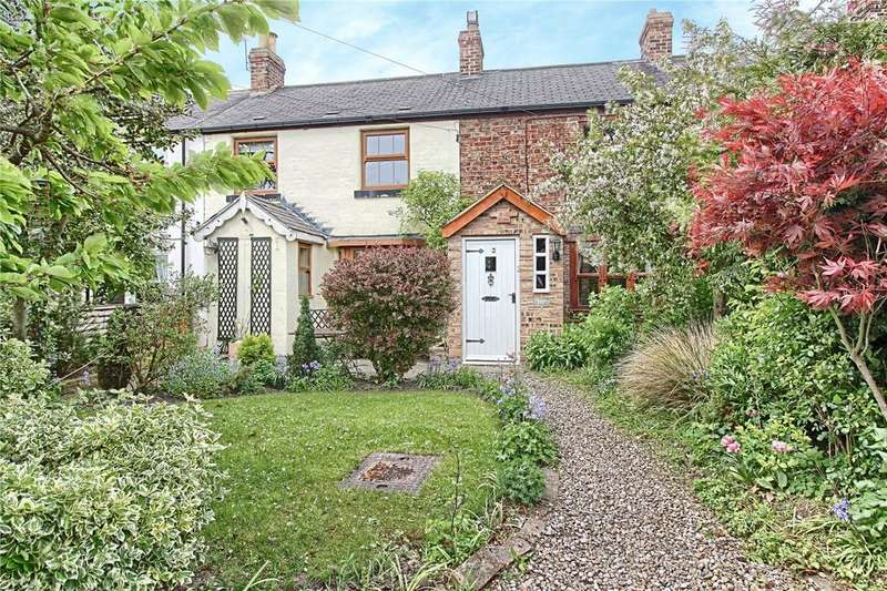 3 Bedrooms Terraced House for sale in Chapmans Cottages, Maltby