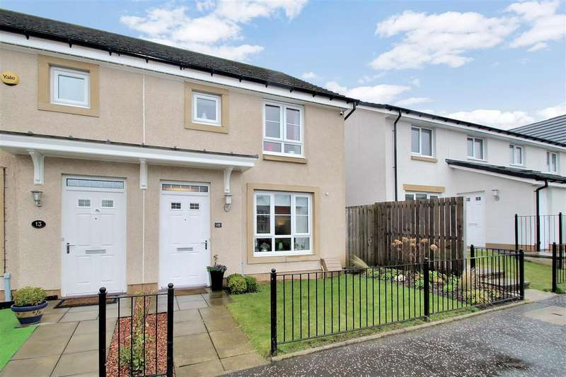 3 Bedrooms End Of Terrace House for sale in Church View, Winchburgh, Broxburn