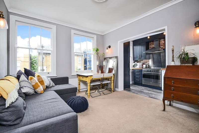 2 Bedrooms Flat for sale in Courthill Road, Hither Green