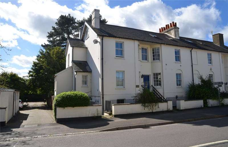1 Bedroom Apartment Flat for sale in Warwick House, Church Street, Reading, Berkshire, RG7