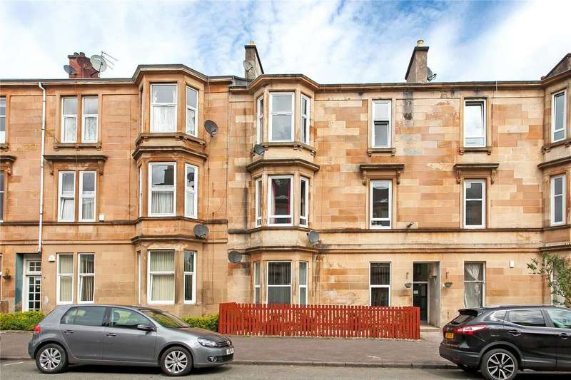 2 Bedrooms Apartment Flat for sale in 0/1, Melville Street, Pollokshields, Glasgow