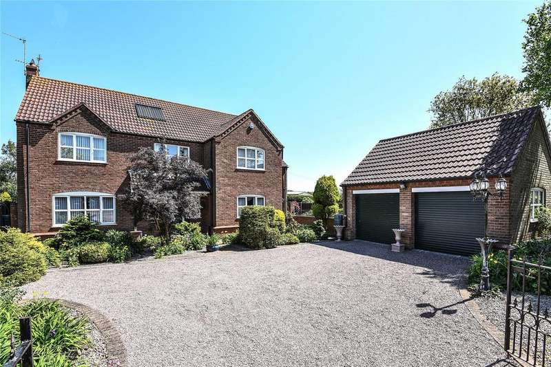 4 Bedrooms Detached House for sale in Lutton Gowt, Lutton, PE12