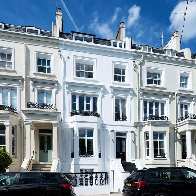 5 Bedrooms Terraced House for sale in Alma Square, NW8 9QA