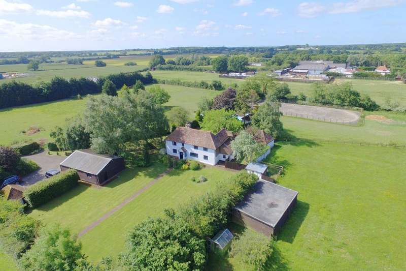 4 Bedrooms Farm House Character Property for sale in Great Chart, TN26
