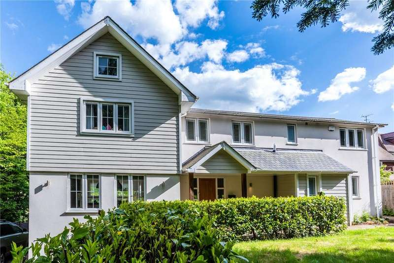 5 Bedrooms Detached House for sale in Knole Paddock, Seal Hollow Road, Sevenoaks, Kent, TN13