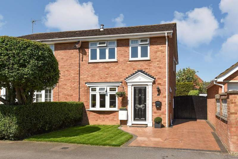 3 Bedrooms Semi Detached House for sale in The Pyghtle, Westoning, MK45