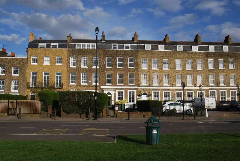 3 Bedrooms Apartment Flat for sale in Montpelier Row, Blackheath, London