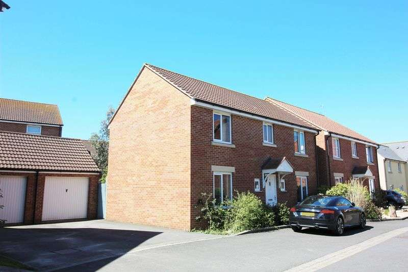4 Bedrooms Property for sale in Teal Way, Portishead