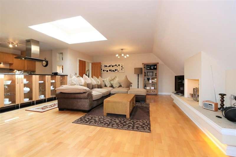 2 Bedrooms Apartment Flat for sale in Bath Street, Ashby De La Zouch, LE65 2FH