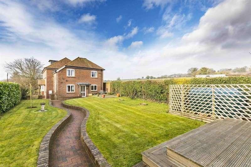 4 Bedrooms Detached House for sale in Abbey Croft, Tarrant Keyneston, BLANDFORD FORUM