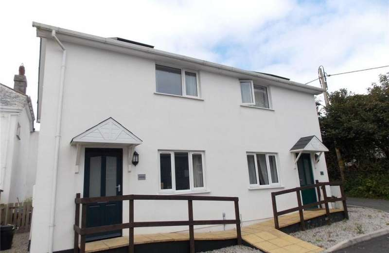 2 Bedrooms Property for sale in Trefrew Road, Camelford