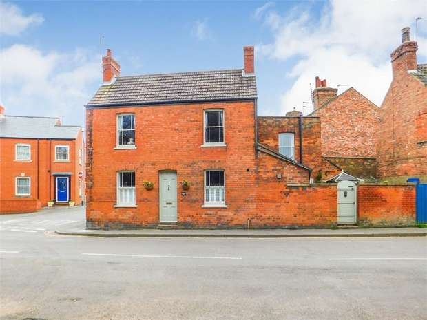 3 Bedrooms Detached House for sale in Eastgate, Louth, Lincolnshire