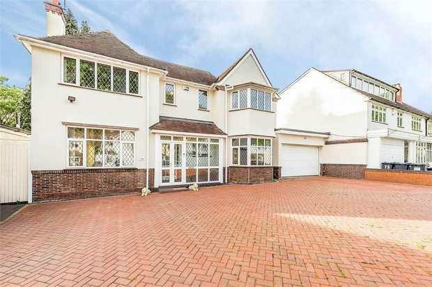 5 Bedrooms Detached House for sale in Etwall Road, Birmingham, West Midlands