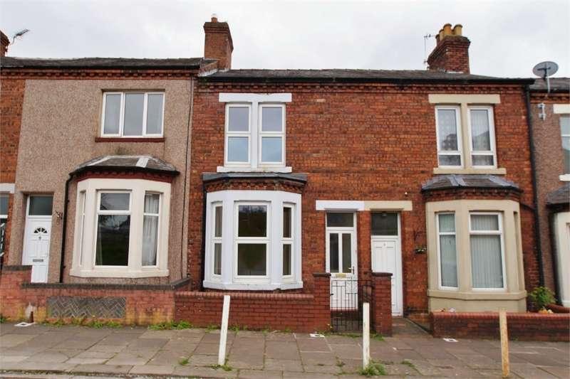 2 Bedrooms Terraced House for sale in CA2 4AN Arthur Street, Currock, Carlisle, Cumbria