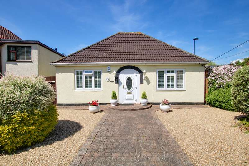 2 Bedrooms Detached Bungalow for sale in Botley Road, Sholing