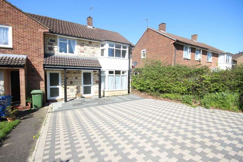3 Bedrooms End Of Terrace House for sale in Bull Lane, Priestwood