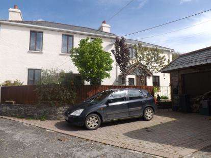 3 Bedrooms Detached House for sale in Milton Abbot, Tavistock, Devon